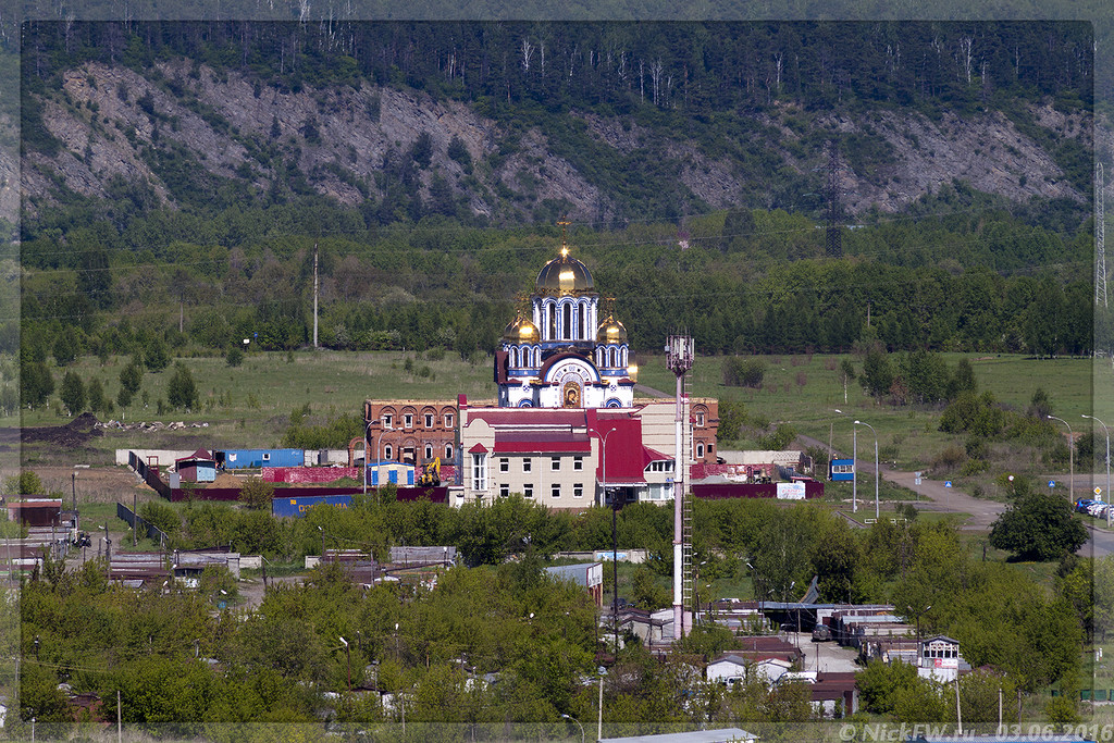Храм Казанской иконы Божией Матери (© NickFW - 03.06.2016)