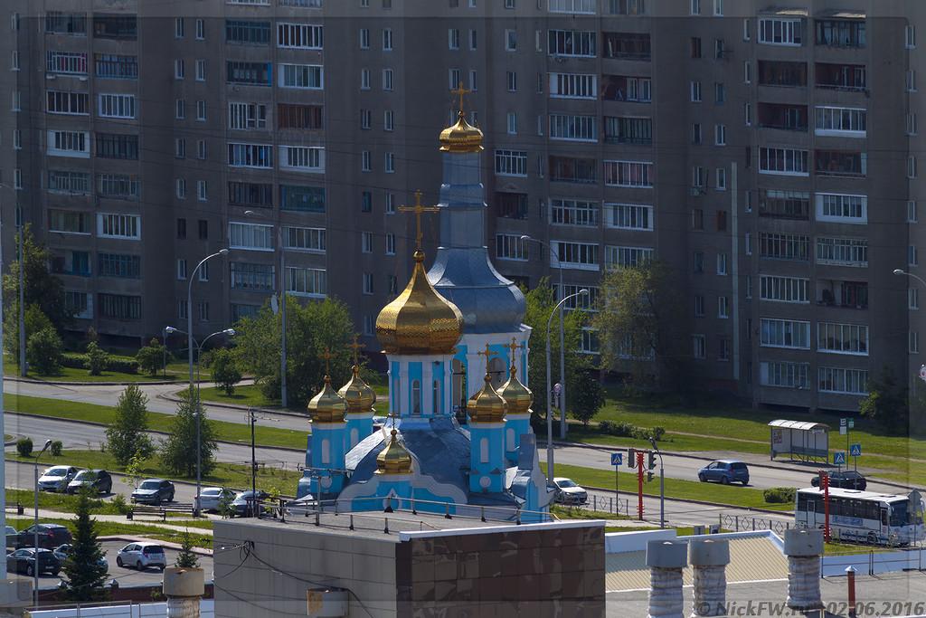 Церковь иконы Божией Матери Утоли Моя Печали (© NickFW - 02.06.2016)