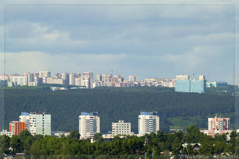 Кемеровские Небоскрёбы (© NickFW - 02.06.2016)
