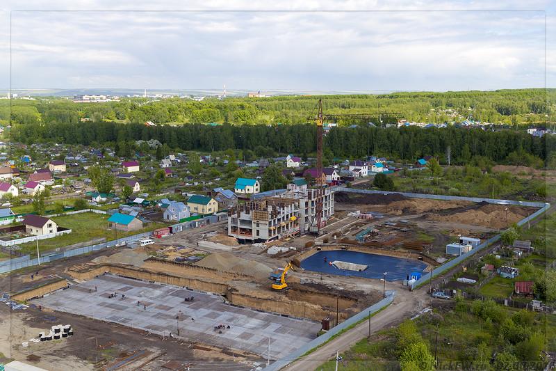 Стройплощадка ЖК Южный (© NickFW - 02.06.2016)