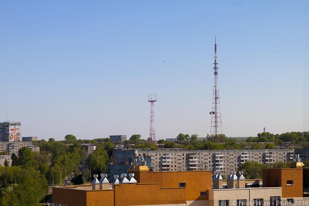 Телевышка (© NickFW - 24.05.2016)