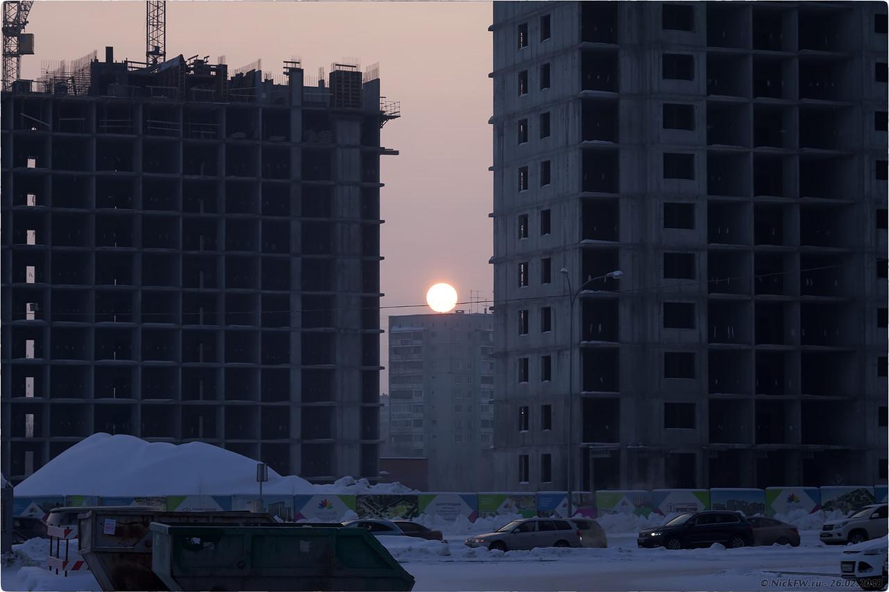 Солнышко встаёт... [© NickFW.ru - 26.02.2018]