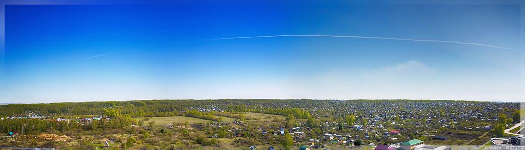 Многочисленные СНТ на Южном (© NickFW - 19.05.2016)