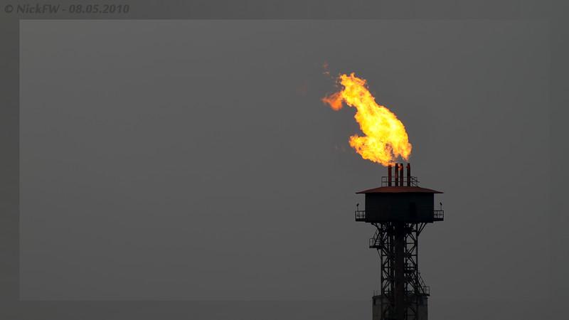 Промзоновский вечный огонь (© NickFW - 08.05.2010)