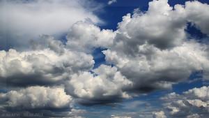 Лето небо облака (© NickFW - 05.08.2015)