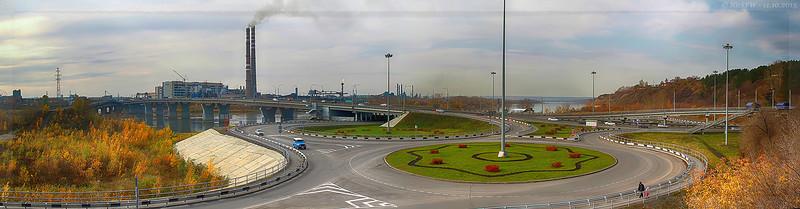 Кузнецкий мост... Правй берег (© NickFW - 11.10.2015)