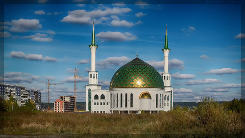 Вид на мечеть (© NickFW - 19.09.2015)