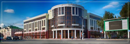 Общественно-деловой центр Доминанта (© NickFW - 19.08.2015)