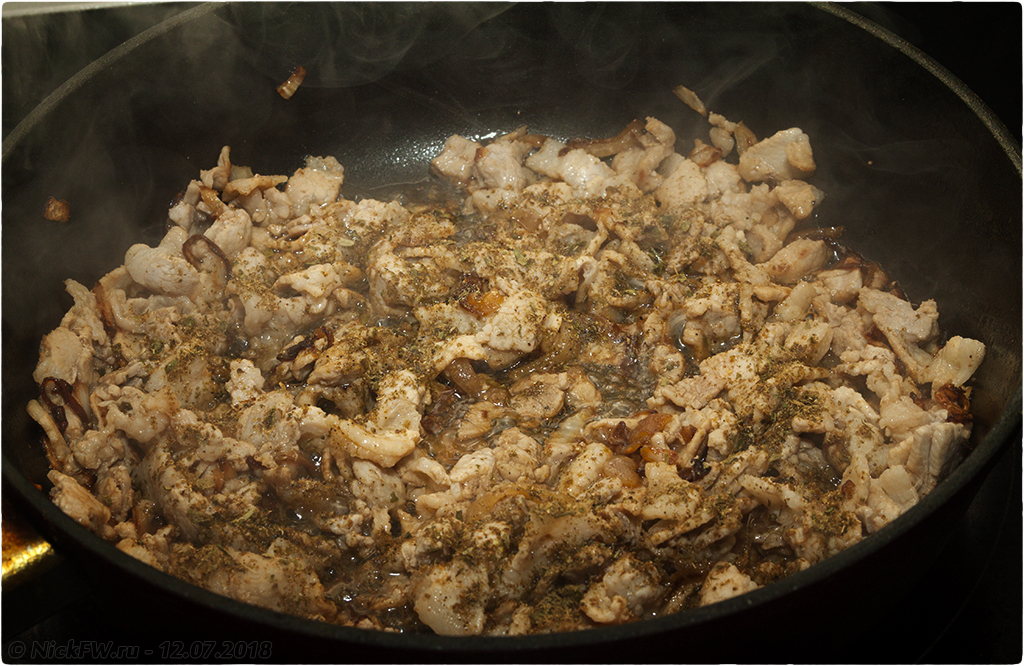 5. Картошка жареная с беконом [© NickFW.ru]