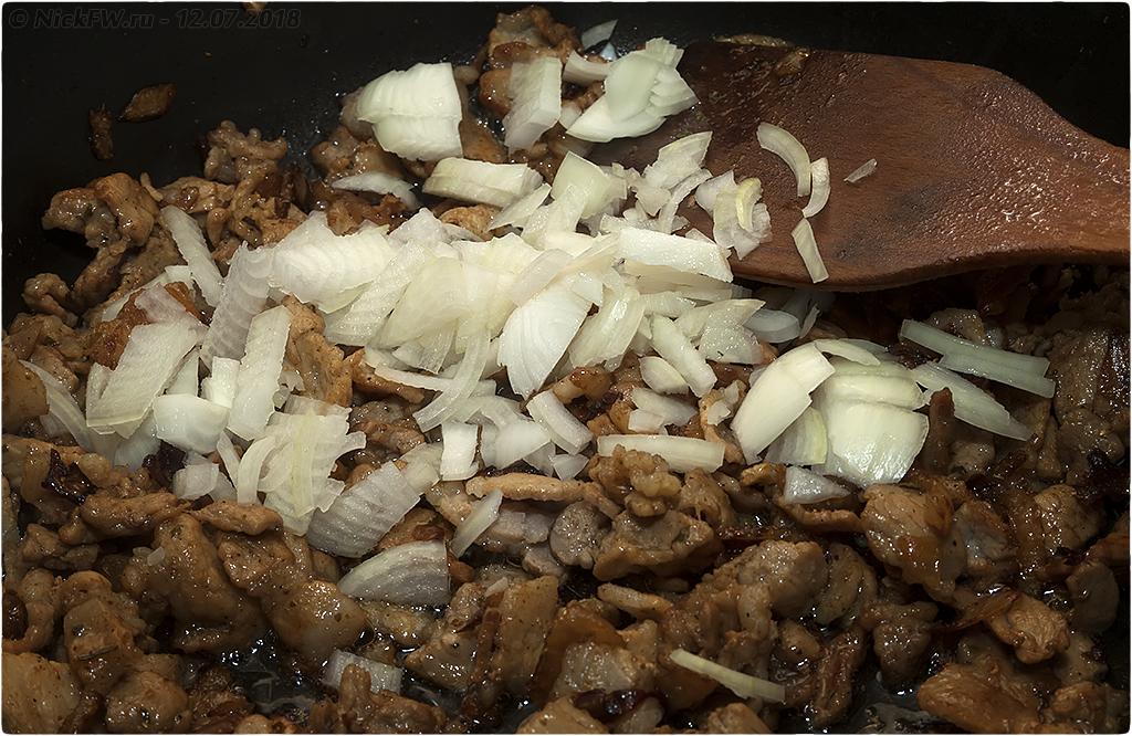 6. Картошка жареная с беконом [© NickFW.ru]