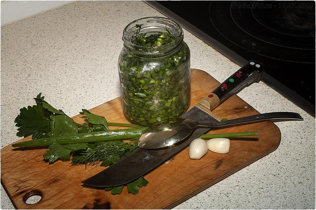 9. Сырный суп с брюшками сёмги [© NickFW.ru]