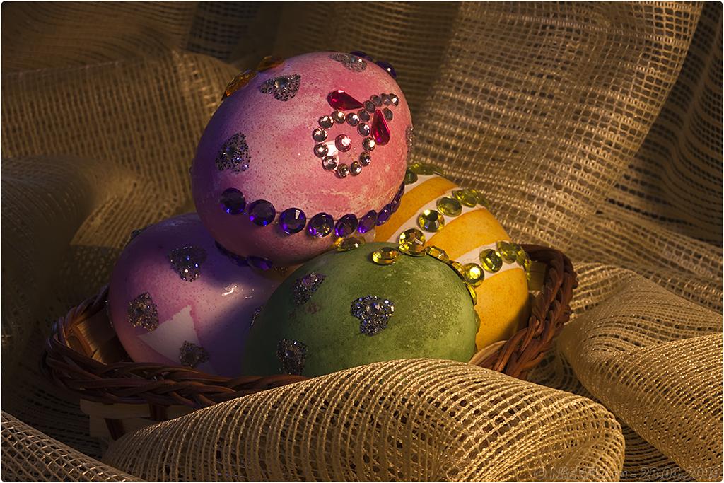 Пасхальные яйца © NickFW.ru - 28.04.2019г.