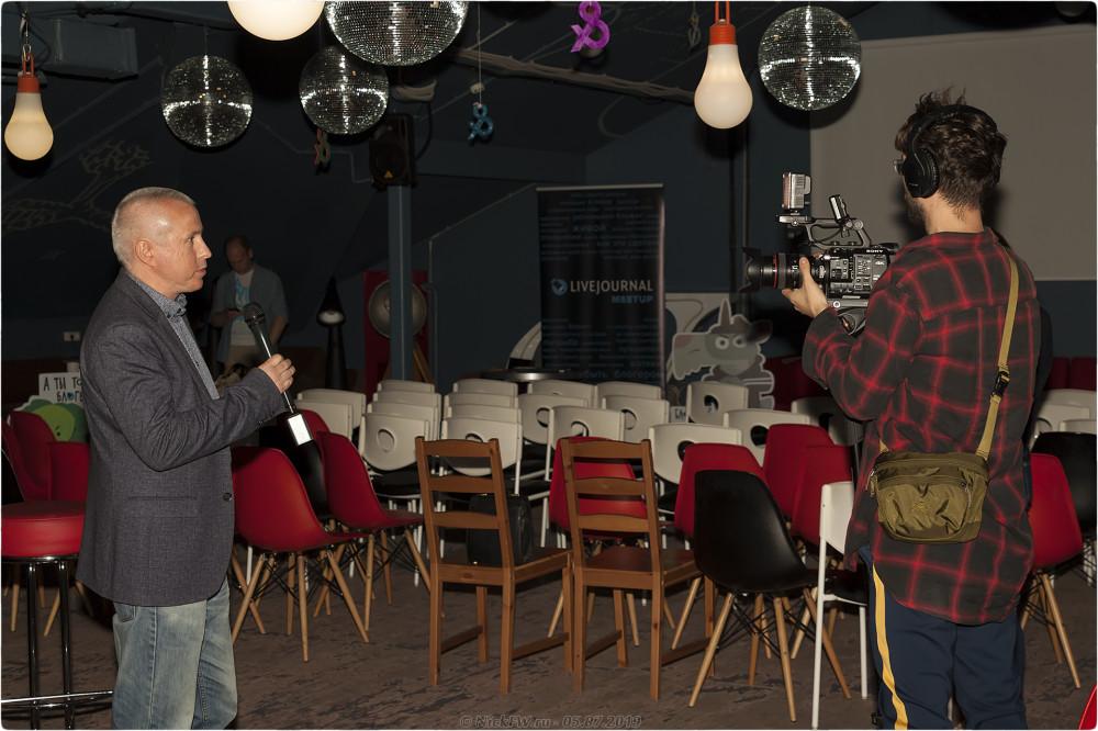 40. Интервью с Михаилом Брацило - © NickFW.ru - 05.07.2019