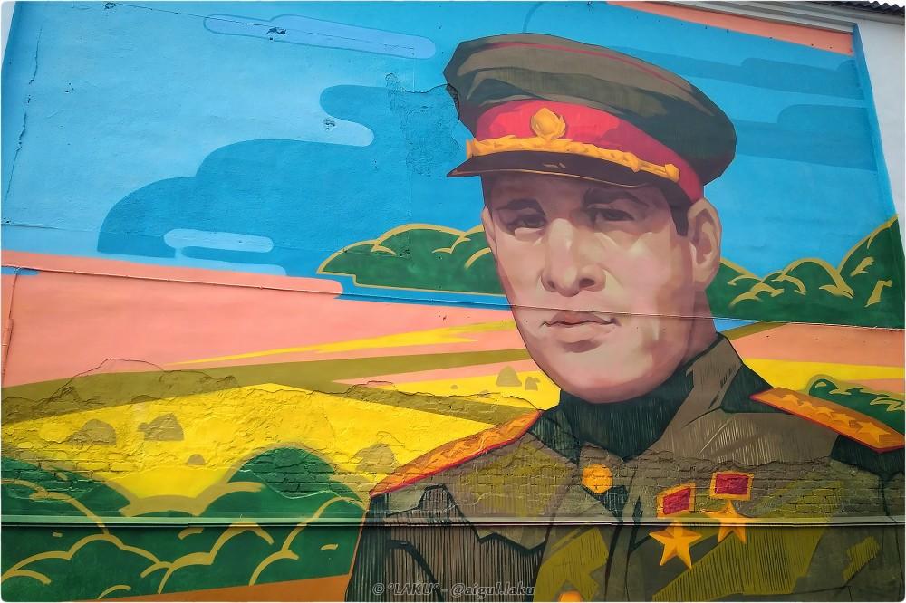 10. Уличное искусство в Кемерово на проспекте Ленина... © °LAKU° - @aigul.laku