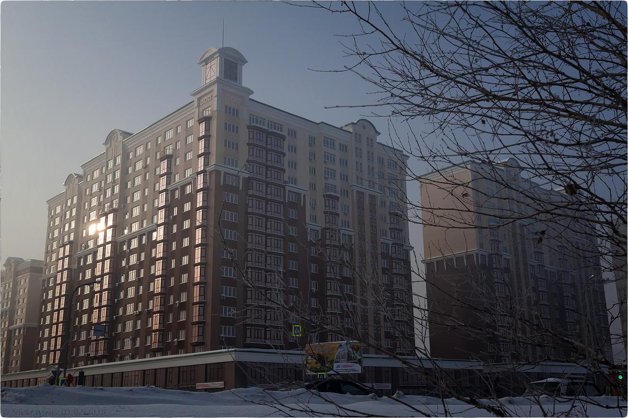 ЖК Притомский [© NickFW - 01.02.2018]
