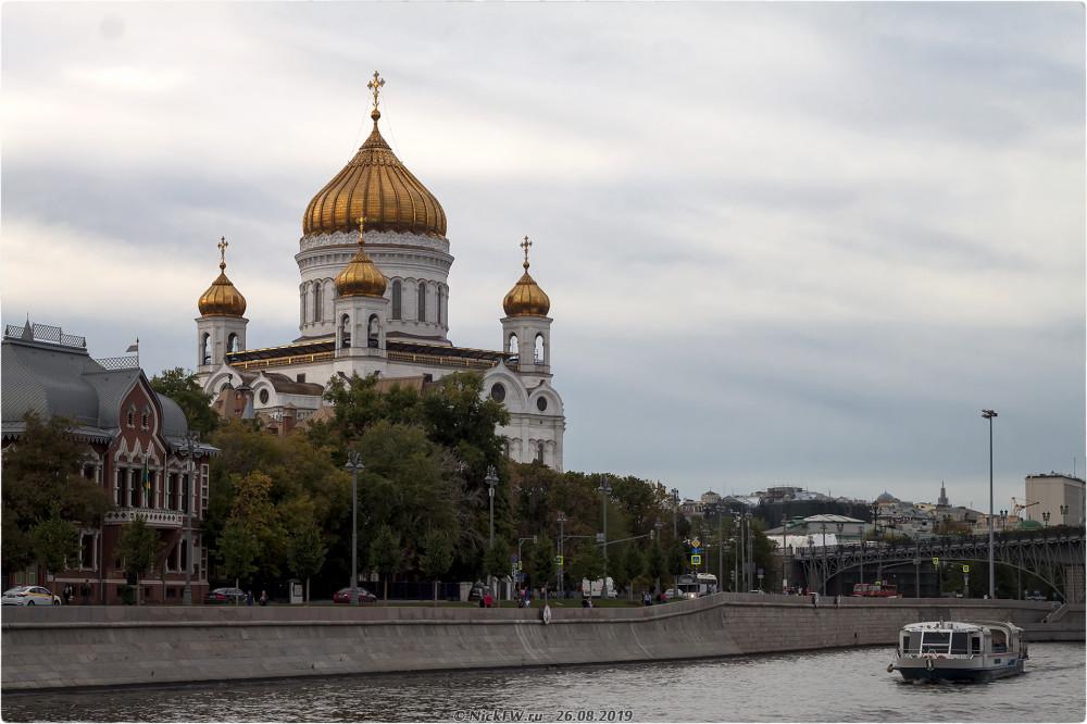 2. Храм Христа Спасителя © NickFW.ru - 26.08.2019