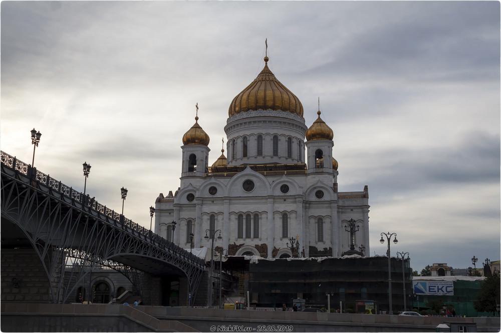 4. Храм Христа Спасителя © NickFW.ru - 26.08.2019