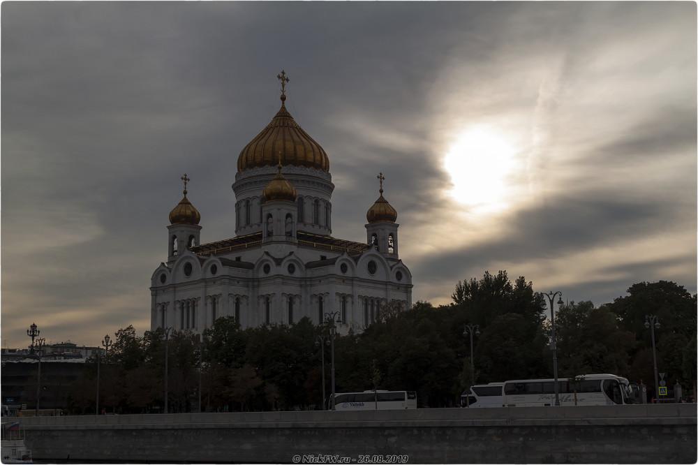 5. Храм Христа Спасителя © NickFW.ru - 26.08.2019