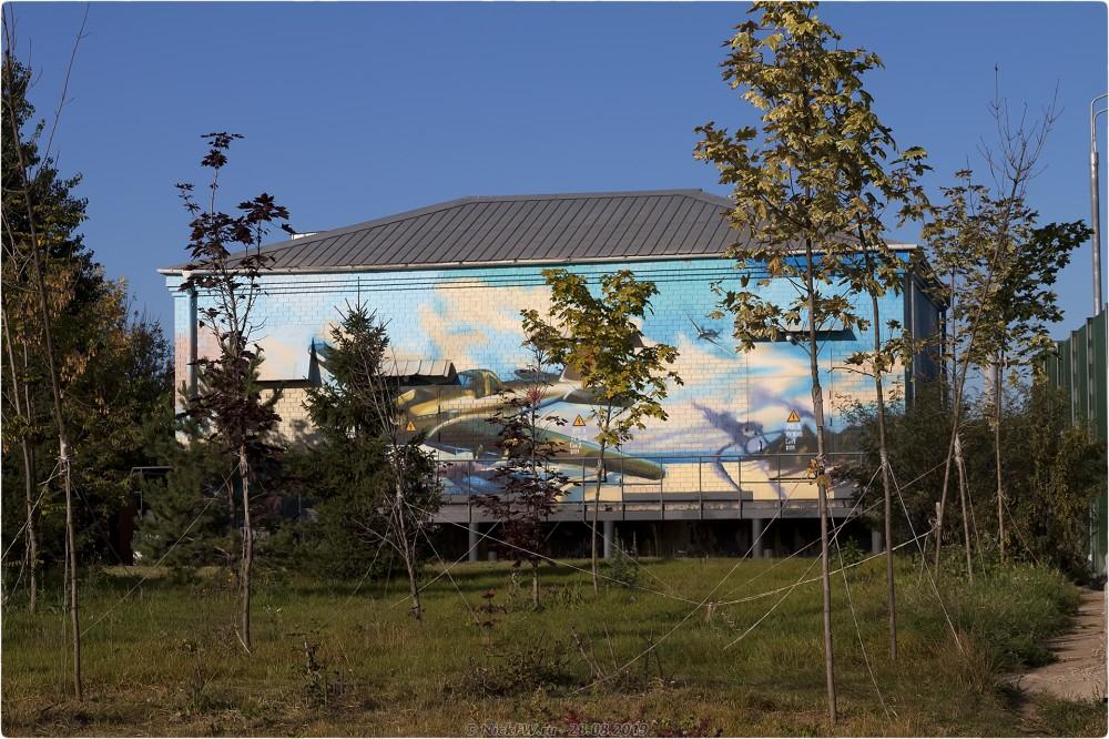 2. Уличное искусство в Рассказовке © NickFW.ru - 28.08.2019