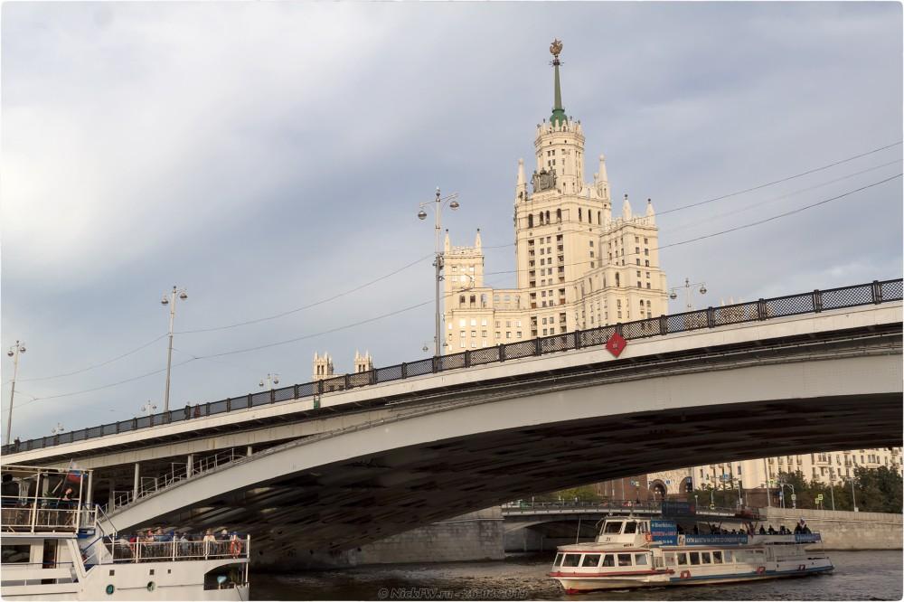5. Высотка на Котельнической набережной © NickFW.ru - 26.08.2019