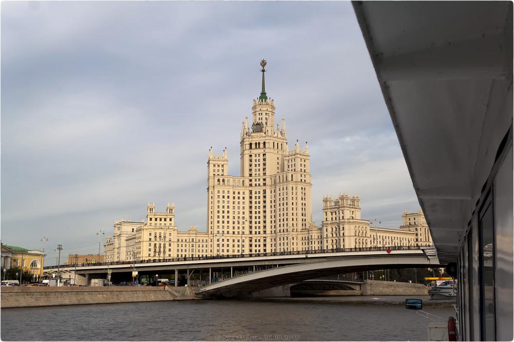 6. Высотка на Котельнической набережной © NickFW.ru - 26.08.2019