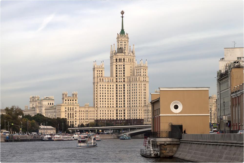 7. Высотка на Котельнической набережной © NickFW.ru - 26.08.2019