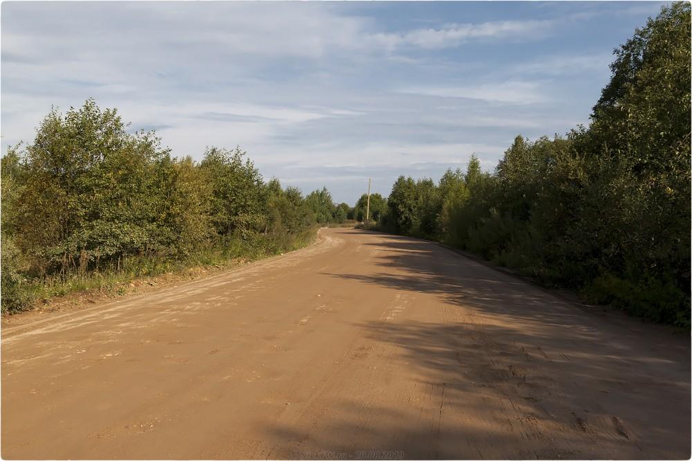1. Эх... Российские дороги © NickFW.ru - 20.08.2019