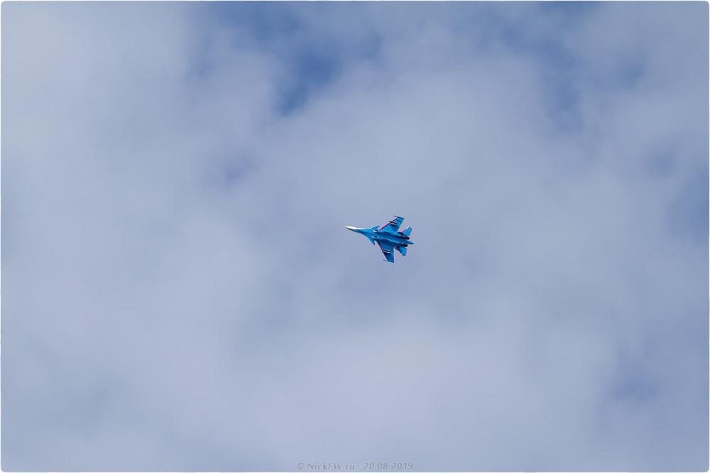 10. Авиация ВКС России © NickFW.ru - 20.08.2019