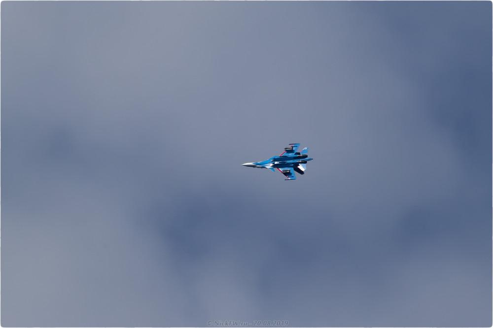 12. Авиация ВКС России © NickFW.ru - 20.08.2019
