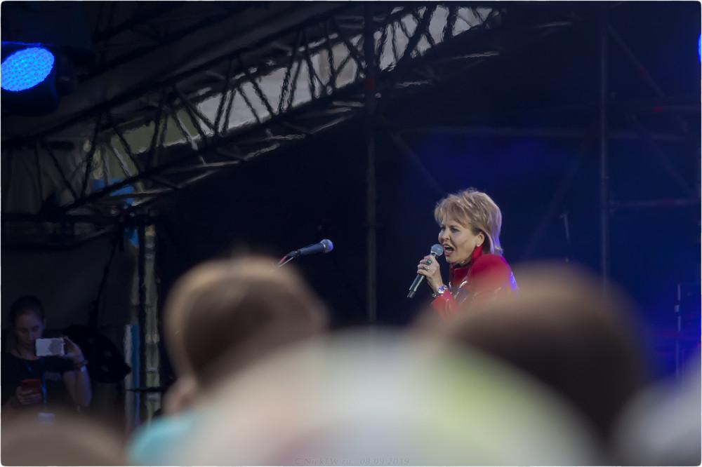 2. Ольга Кормухина - Наши в городе - © NickFW.ru - 08.09.2019