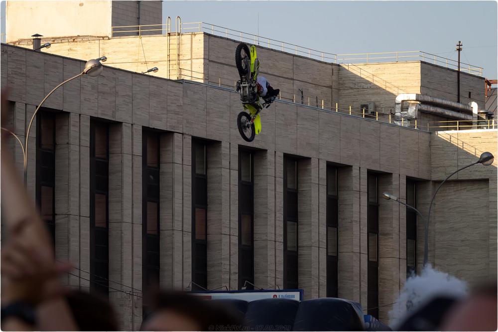7. Шоу фристайла-мотокросса MadMen - Наши в городе - © NickFW.ru - 07.09.2019