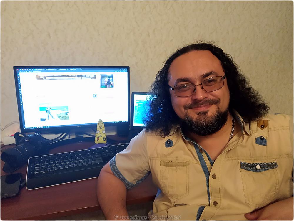 Николай Патрин он же Nick Patrin он же NickFW.ru