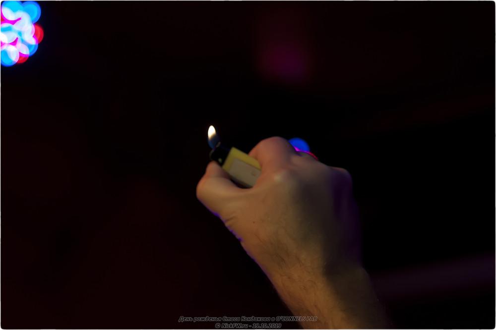 13. День рожденья Стаса Кондакова в O'CONELS PAB© NickFW.ru - 19.10.2019г.