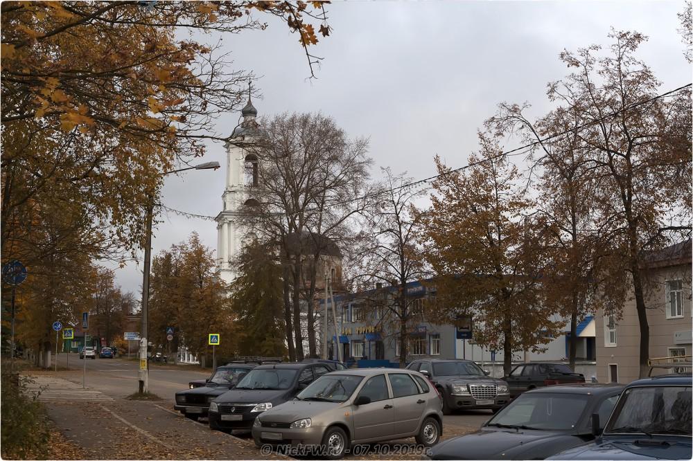 11. Улица Советская - Рамешки - © NickFW.ru - 07.10.2019г.