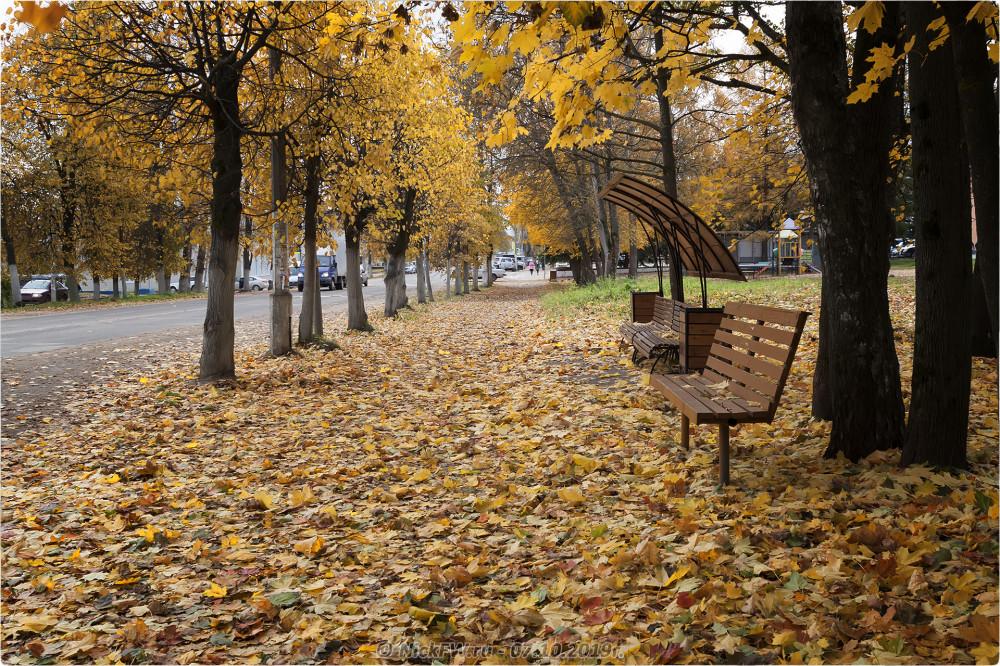 10. Улица Советская - Рамешки - © NickFW.ru - 07.10.2019г.