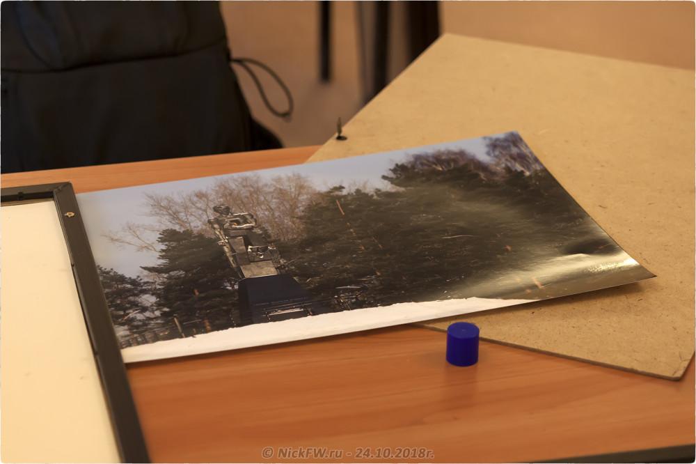 17. Подготовка к выставке - © NickFW.ru - 24.10.2018г.