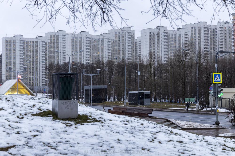 1. Дома серии КОПЭ в ЖК Радужный © NickFW.ru - 03.02.2020г.