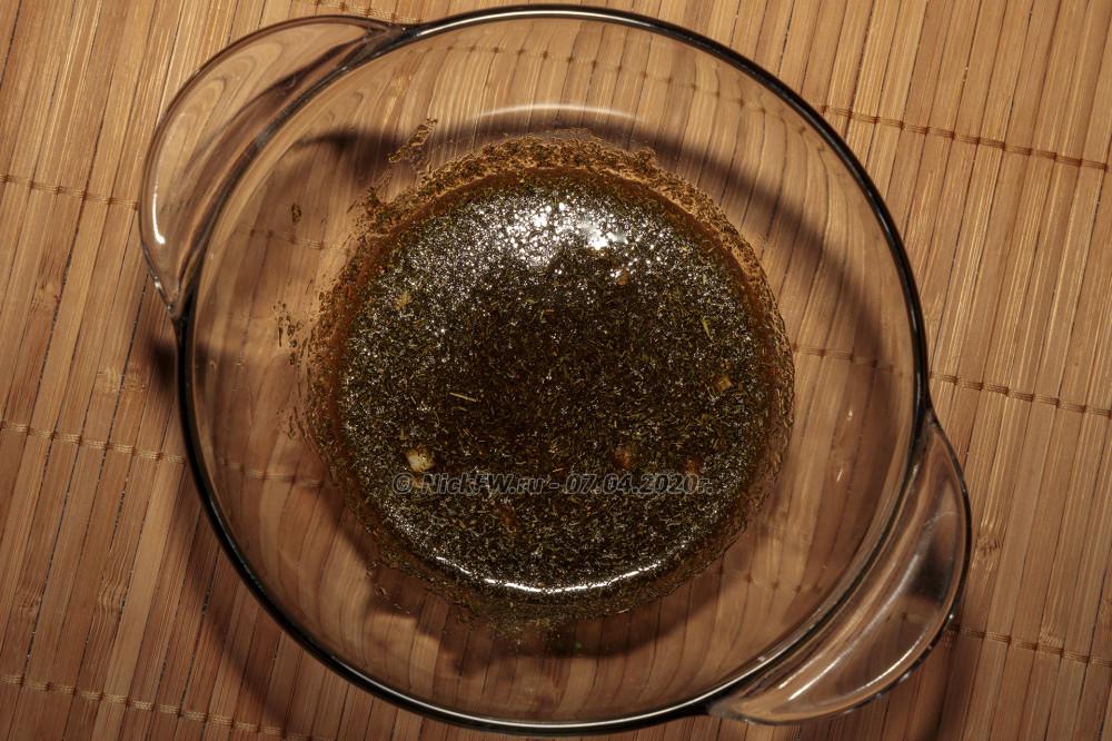 5. Картошка в соевом соусе... © NickFW.ru - 07.04.2020г.