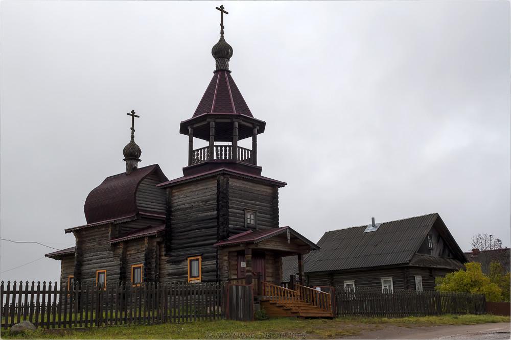 1. Церковь Иоанна Богослова в д.Богослово... © «Фотоблог - NickFW.ru» 04.10.2019г.