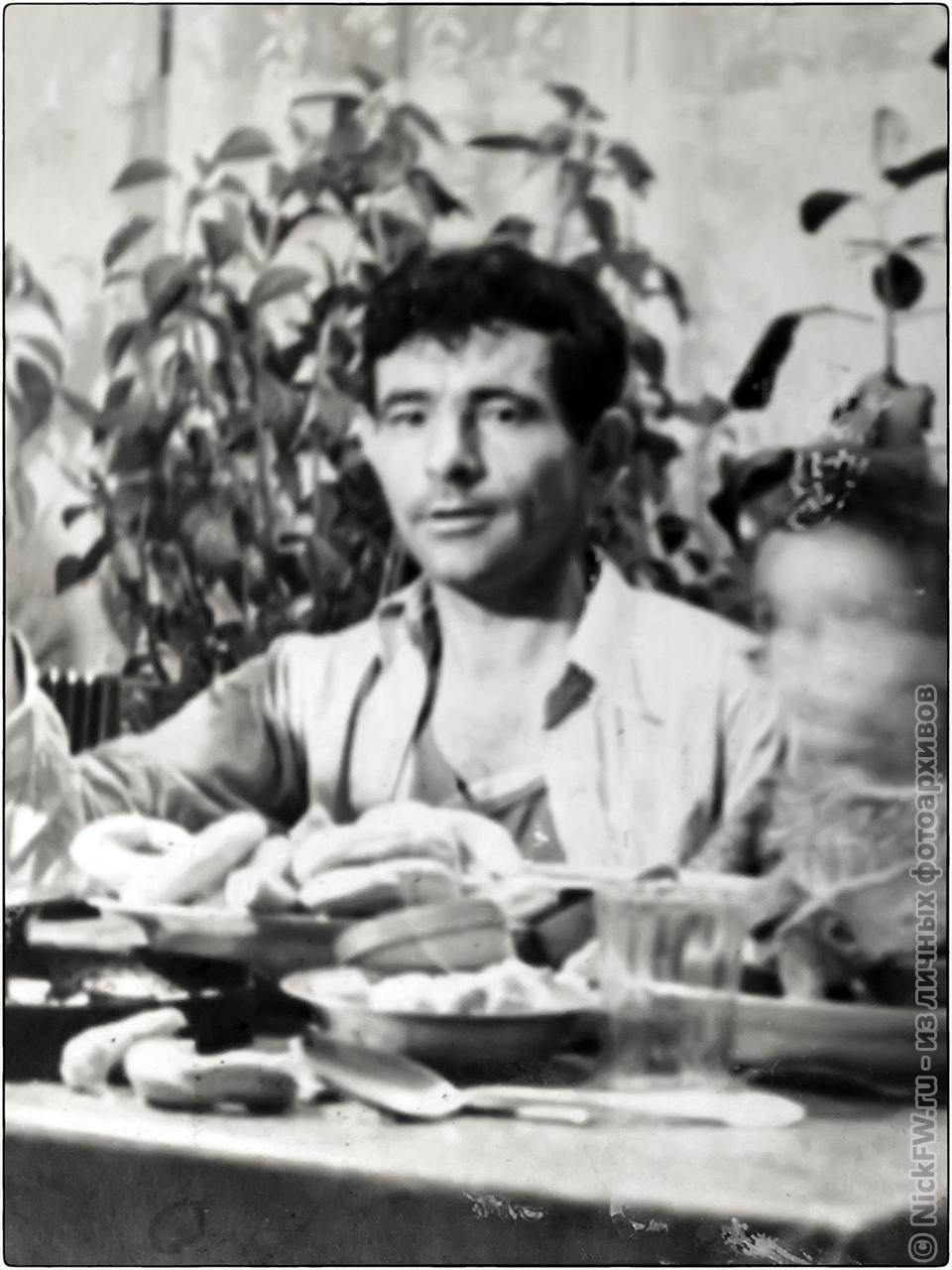 2. Голдаев К.Ф. - фото из личных архивов NickFW.ru