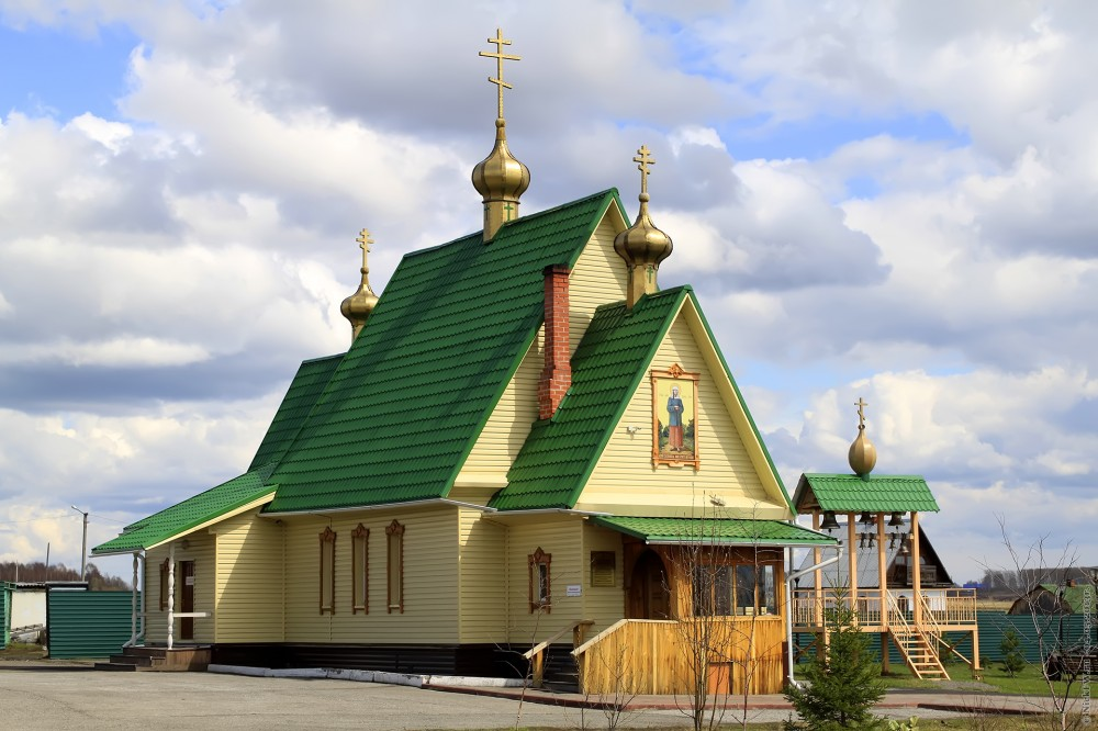 1. Храм святой блаженной Ксении Петербужской © NickFW.ru - 04.05.2013г.