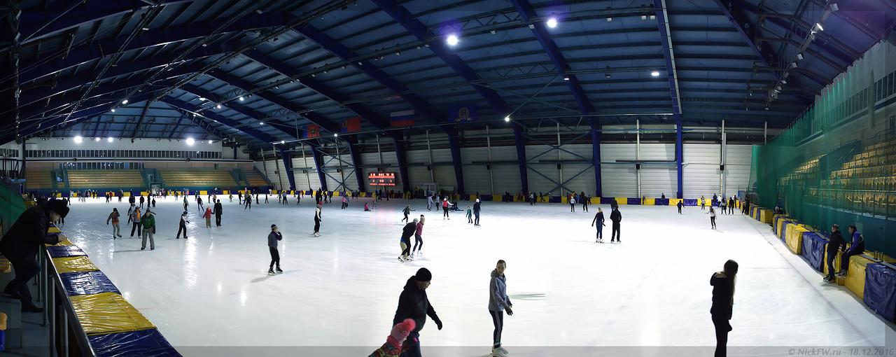 Крытый ледовый модуль [© NickFW - 18.12.2016]