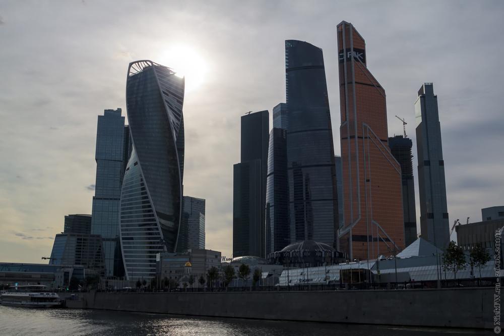 1. Москва-сити © NickFW.ru - 26.08.2019г.