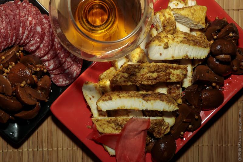 2. Стейки из индейки в горчице © NickFW.ru - 05.05.2020г.
