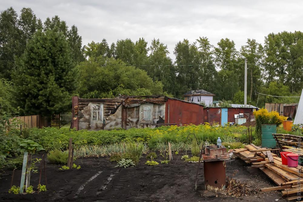 5. Руины и огород © NickFW.ru - 25.07.2020г.