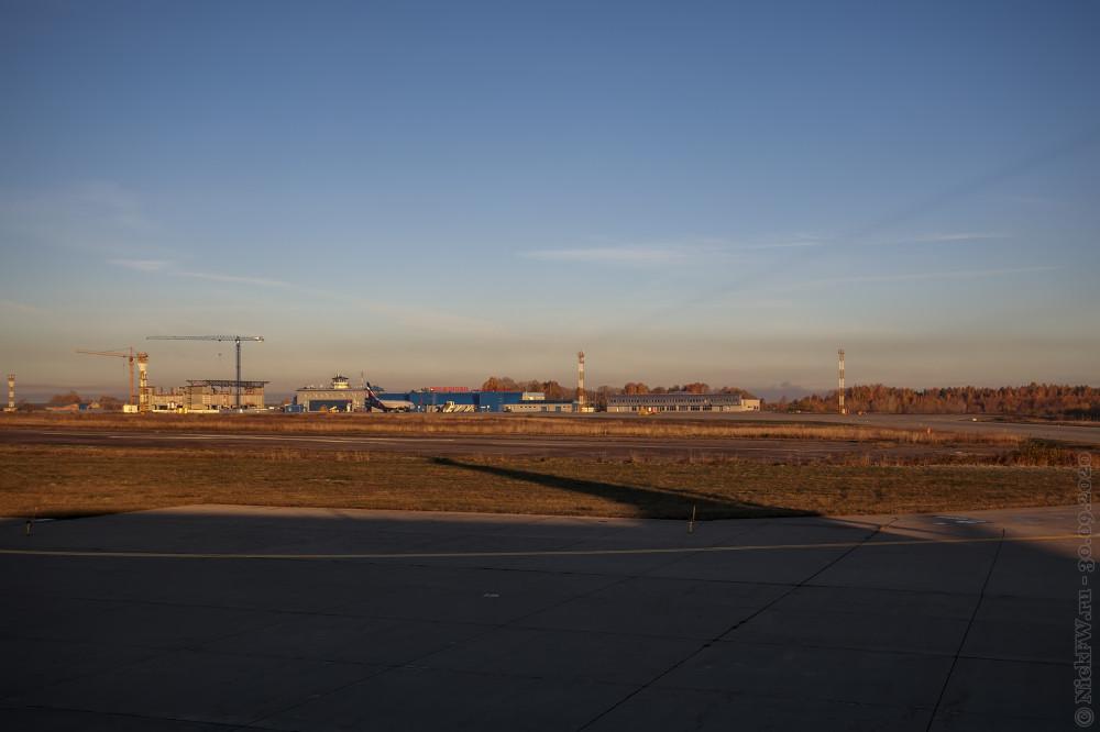 5. Аэропорт Кемерово им. А.А. Леонова © NickFW.ru - 30.10.2020г.