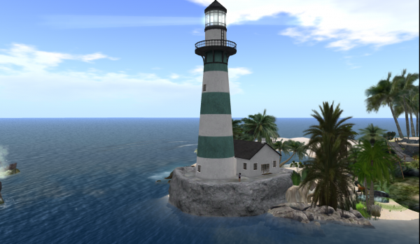 Belladona's Lighthouse