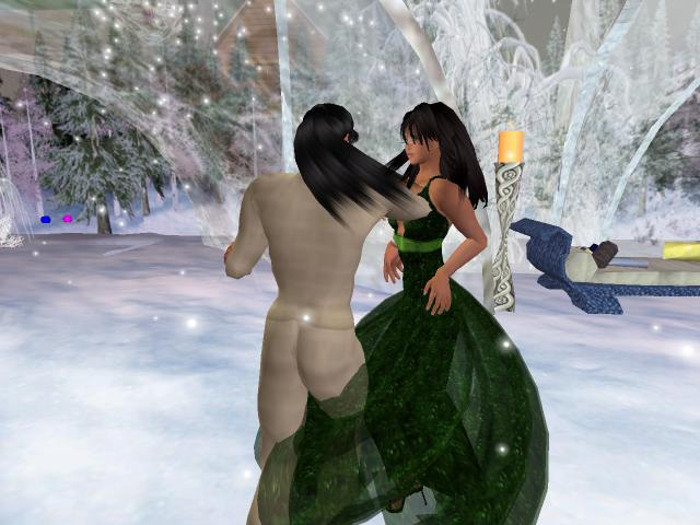 Dancing with Diehard in a Winter Wonderland