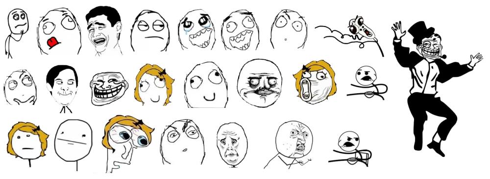 мемы картинки как делать комментах
