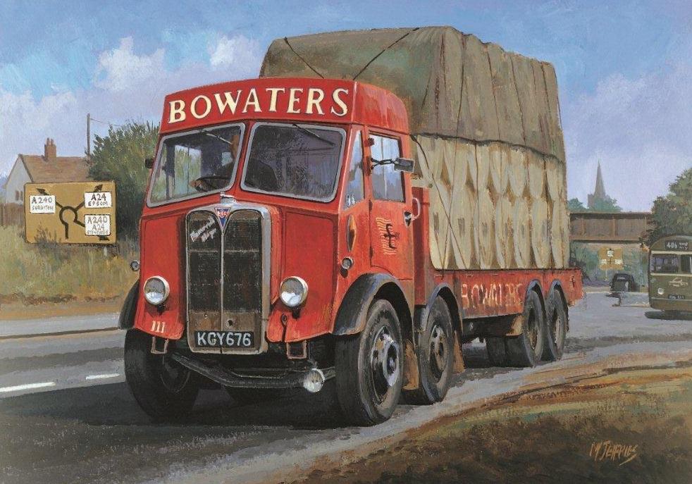 Bowaters_AEC_Mammoth_Major_MKIII